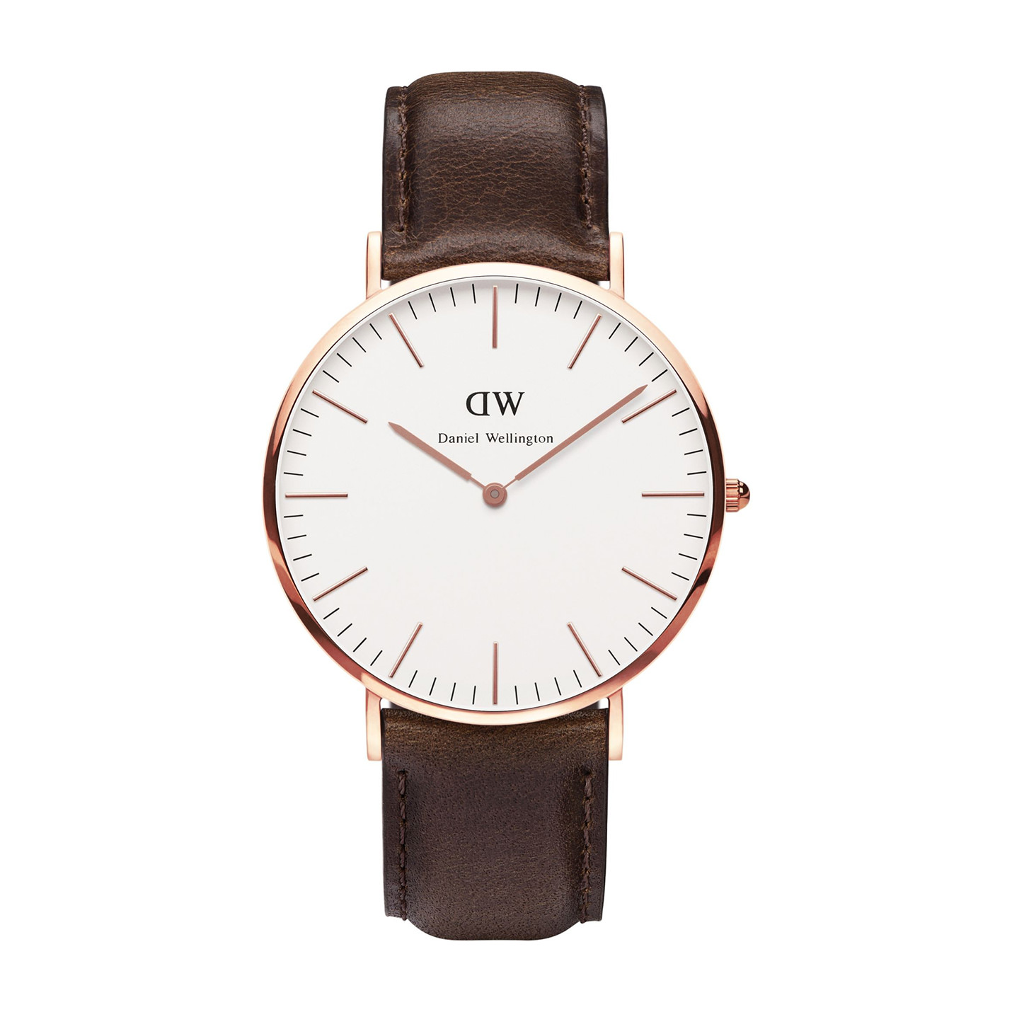 Daniel Wellington | Classic Bristol | Rose Gold 40mm