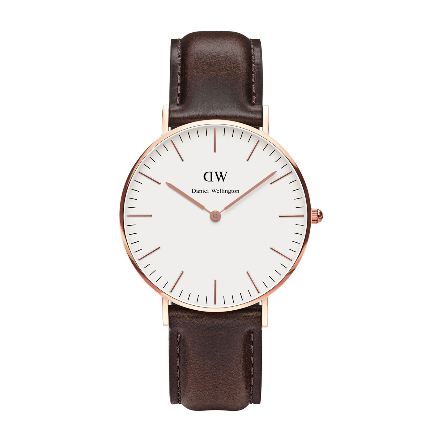 Daniel Wellington | Classic Bristol | Rose Gold 36mm