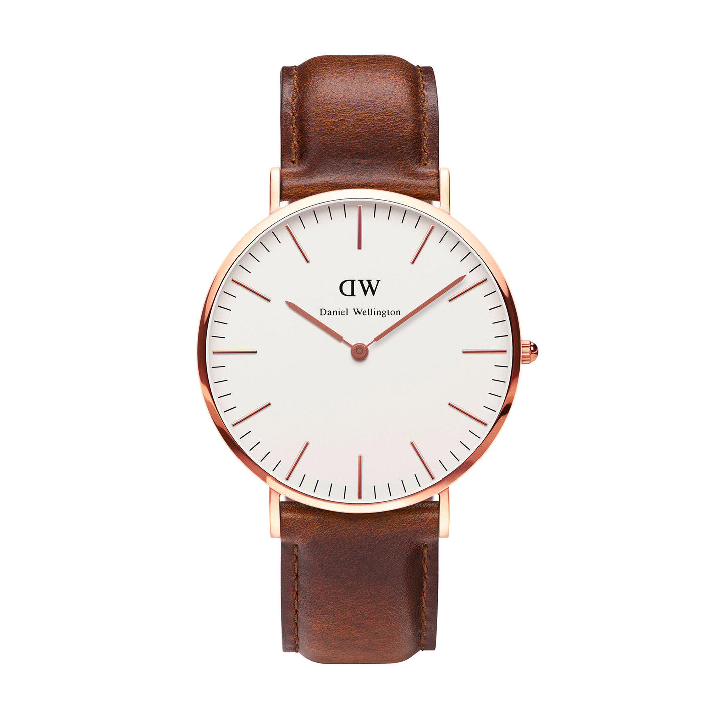 Daniel Wellington | Classic St. Mawes | Rose Gold 40mm