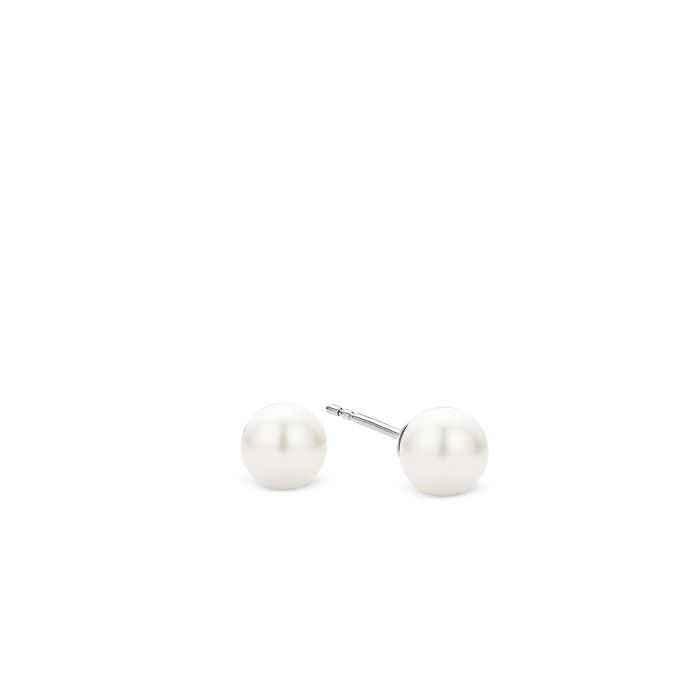 Ti Sento Pearl Stud Earrings – Medium