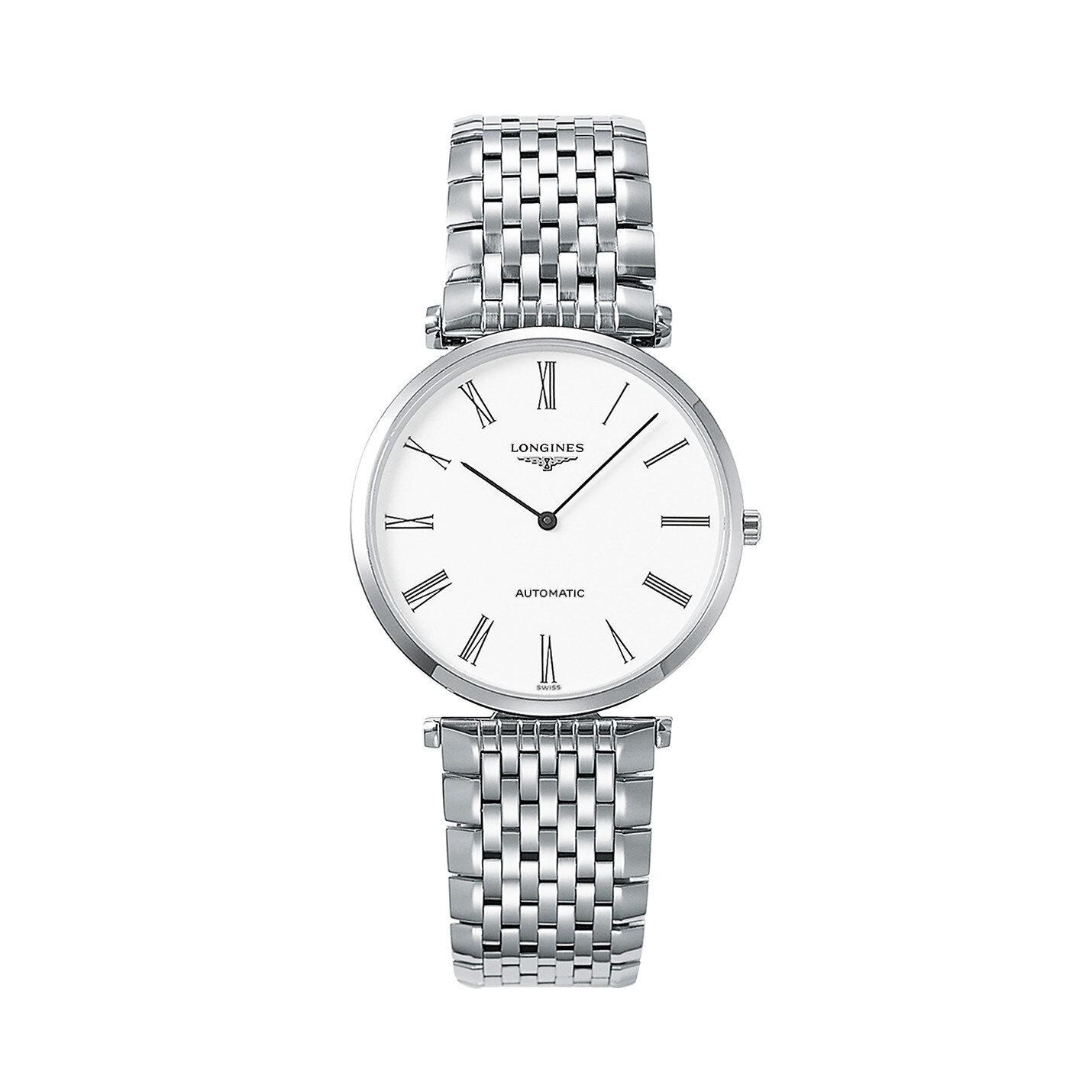 Longines La Grande Classique Collection – Automatic Stainless Steel Watch