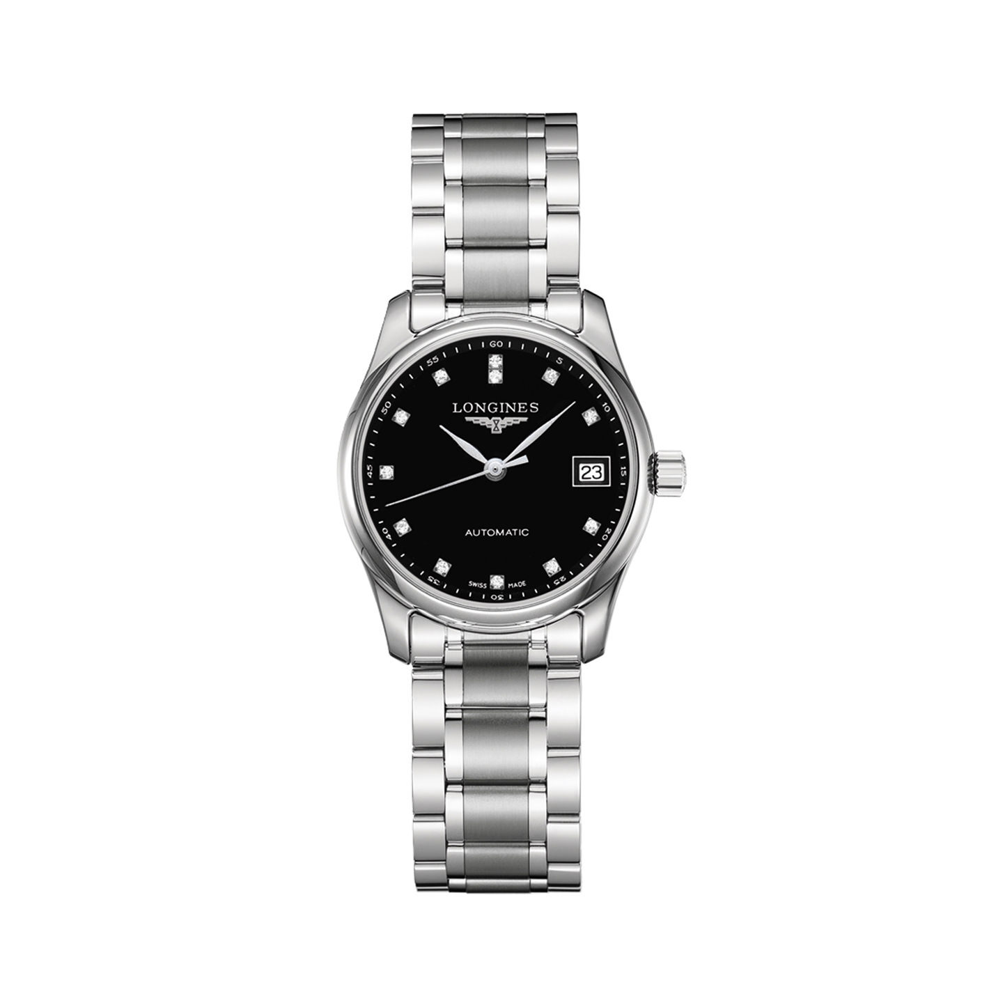 Longines Master Collection – Automatic Stainless Steel Watch