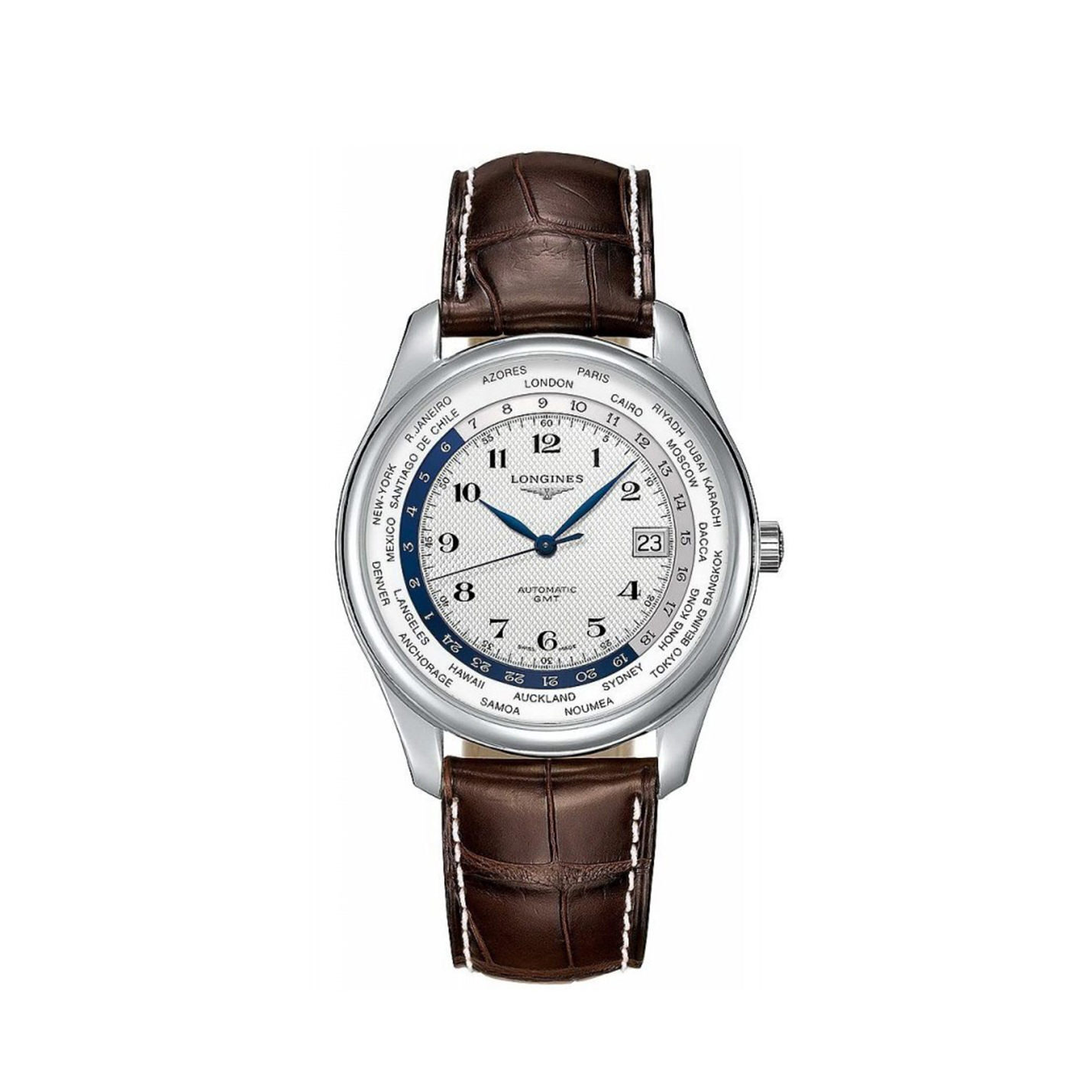 Longines Master Collection – GMT Automatic Watch