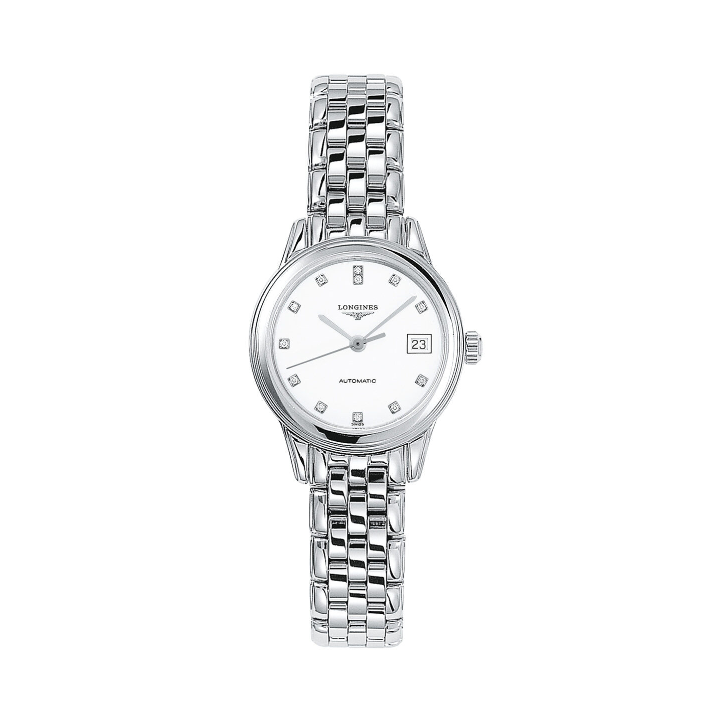 Longines Flagship Collection – Automatic Stainless Steel Watch