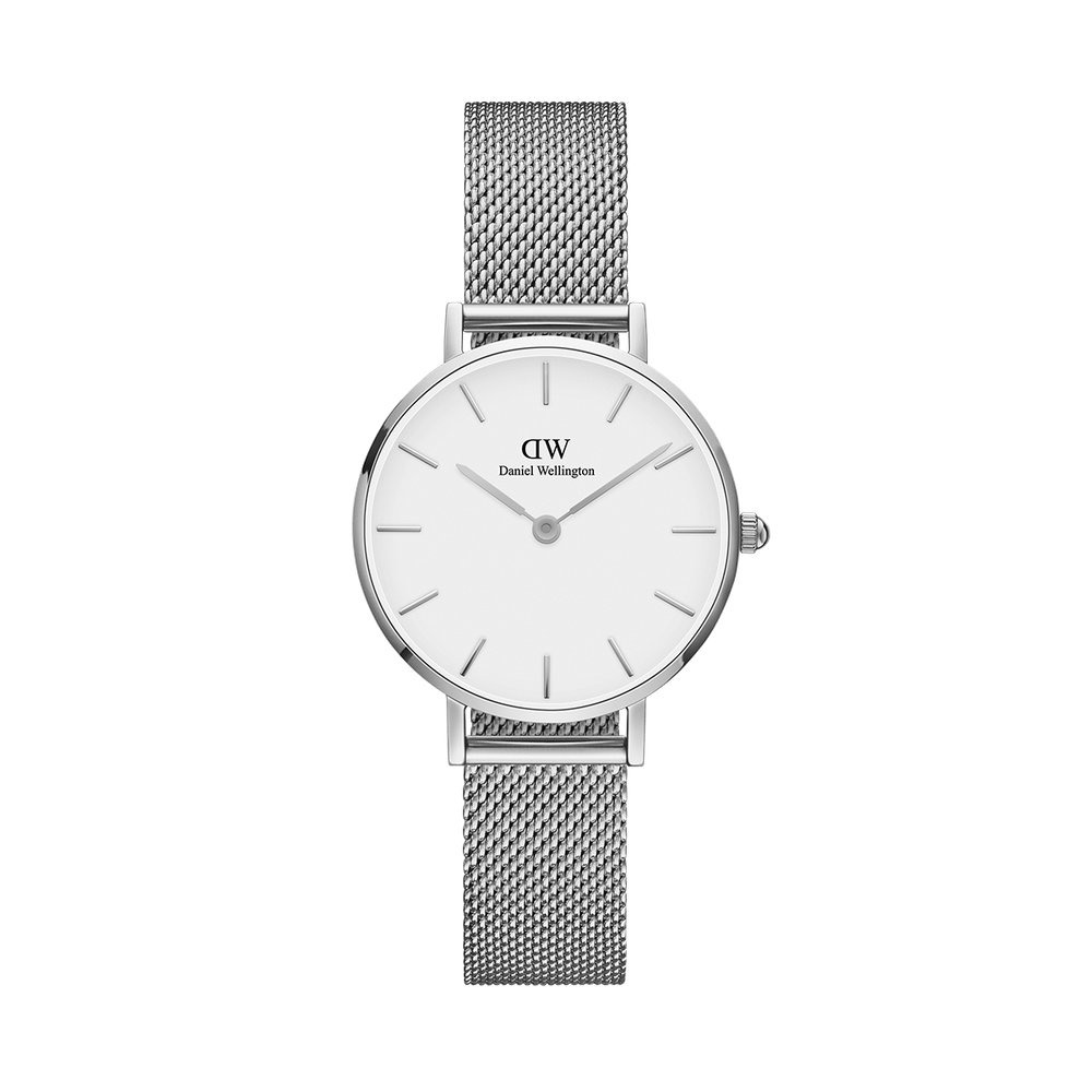 Daniel Wellington Watches | Classic Petite Sterling | White Dial