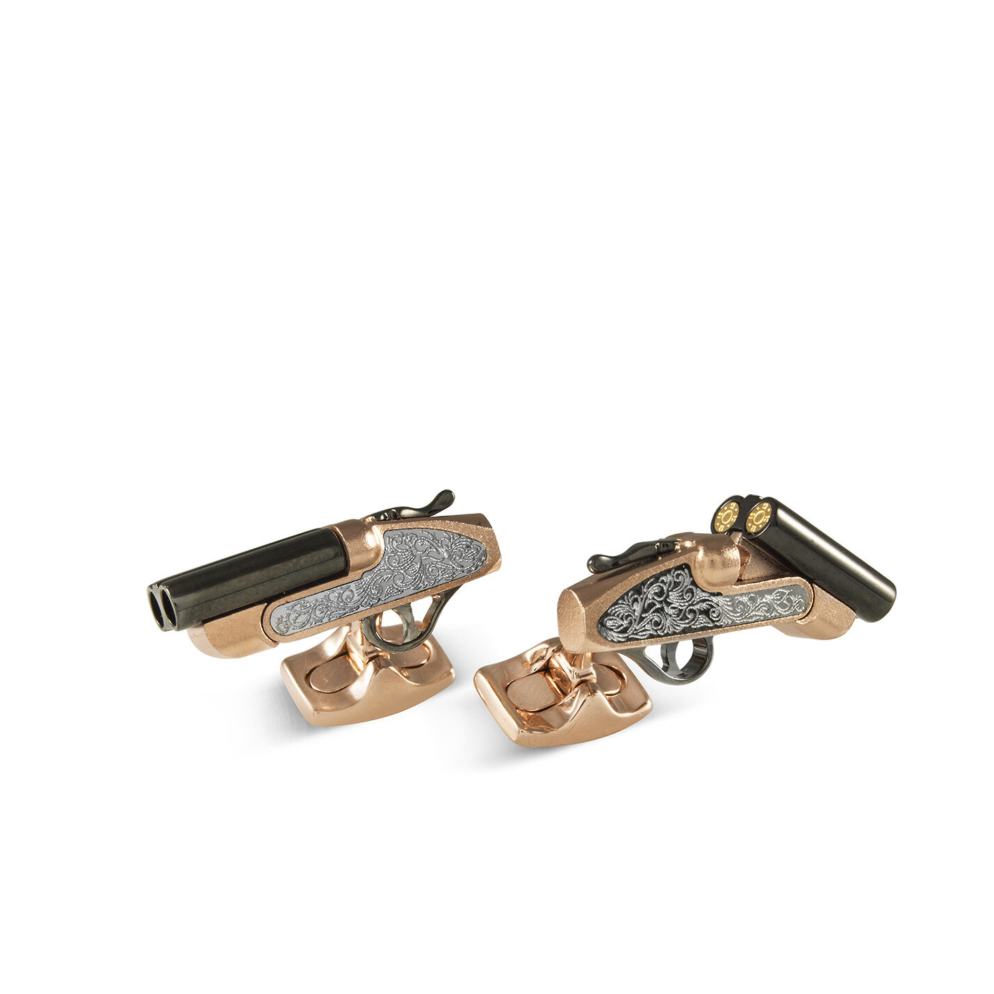Deakin & Francis Shotgun Cuff Links