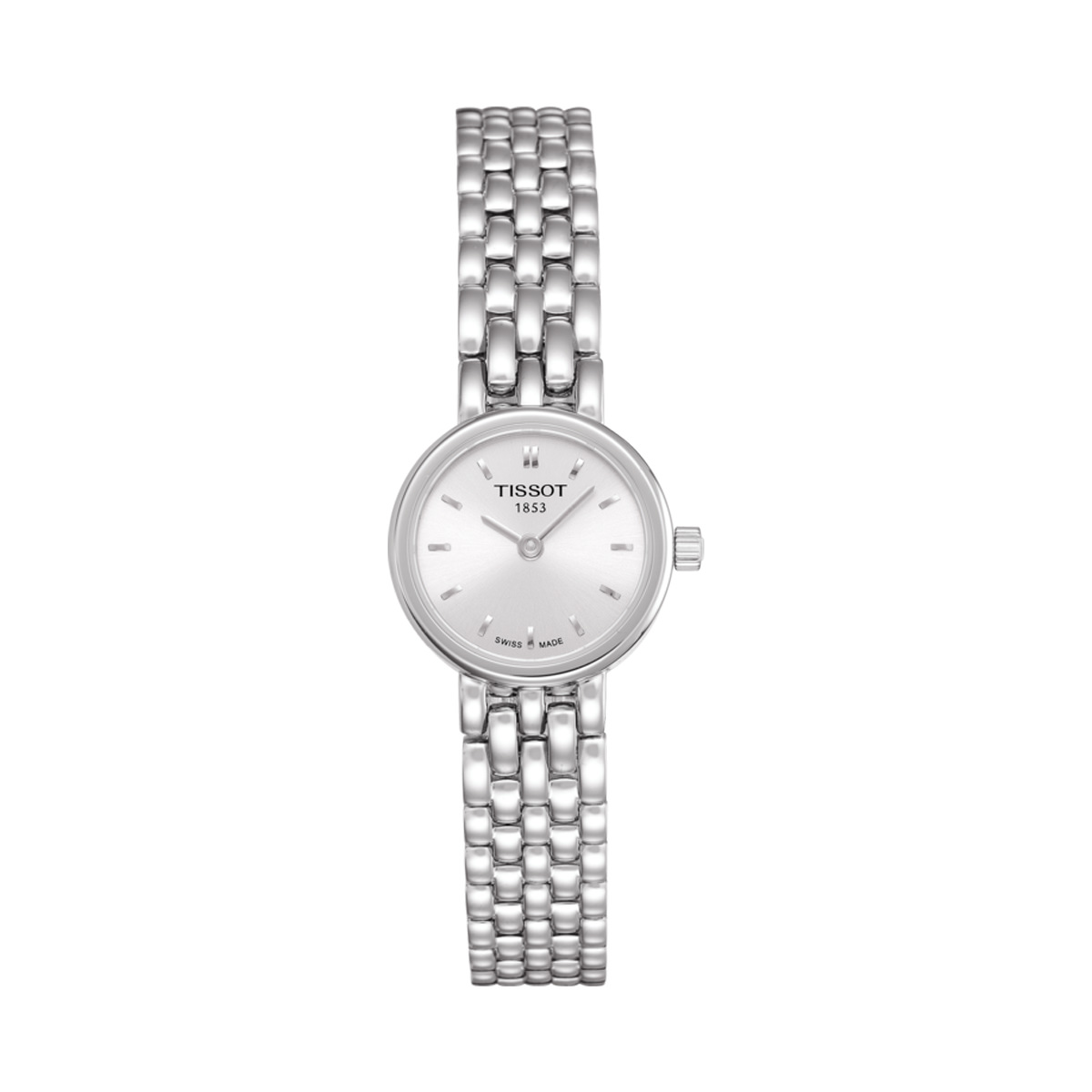 Tissot Lovely Stainless Steel Watch