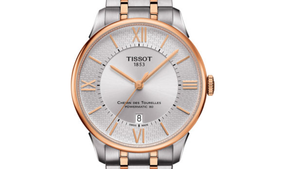 Tissot Chemin Des Tourelles Helvetic Special Edition Watch