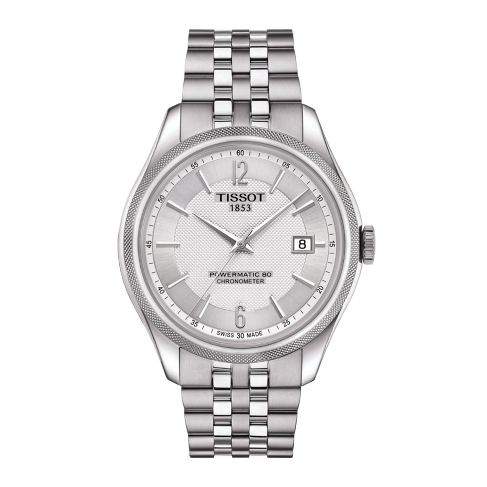 Tissot Ballade PowerMatic 80 Stainless Steel Watch
