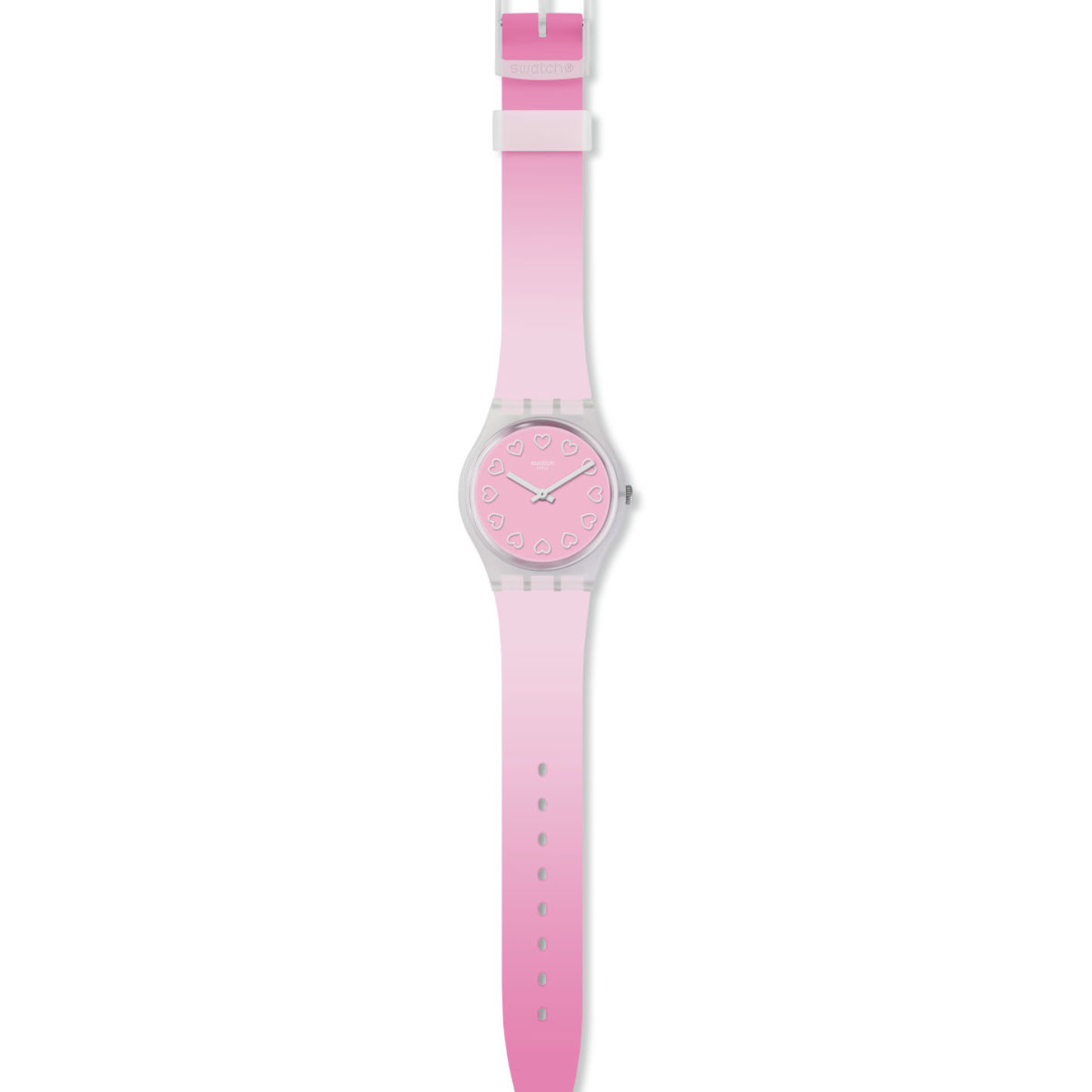Swatch ALL PINK Watch