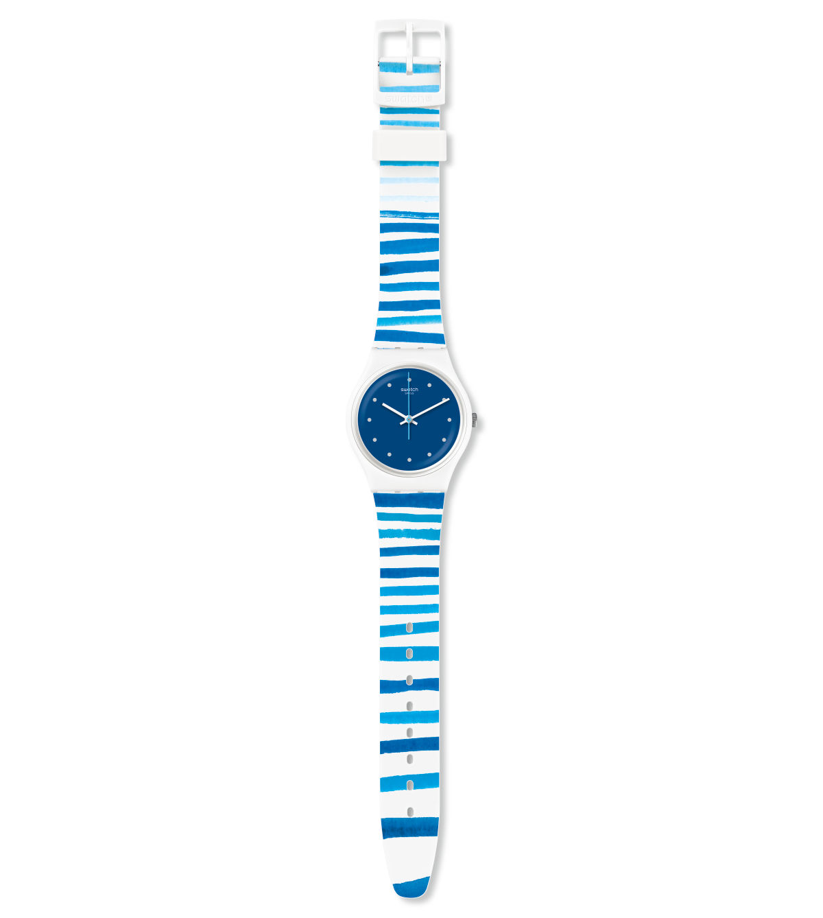 Sea View Swatch Watch