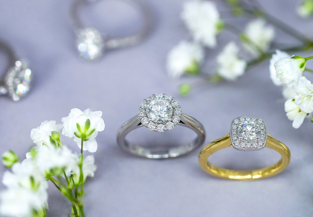 Engagement Rings at Murphy Jewellers