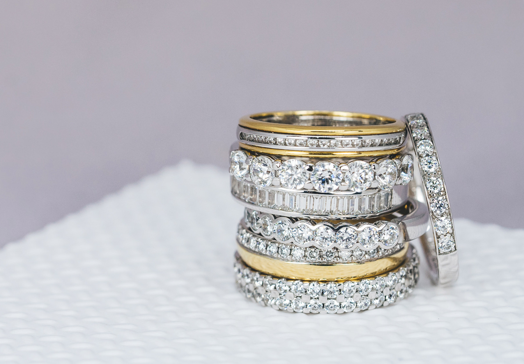 Wedding Rings at Murphy Jewellers