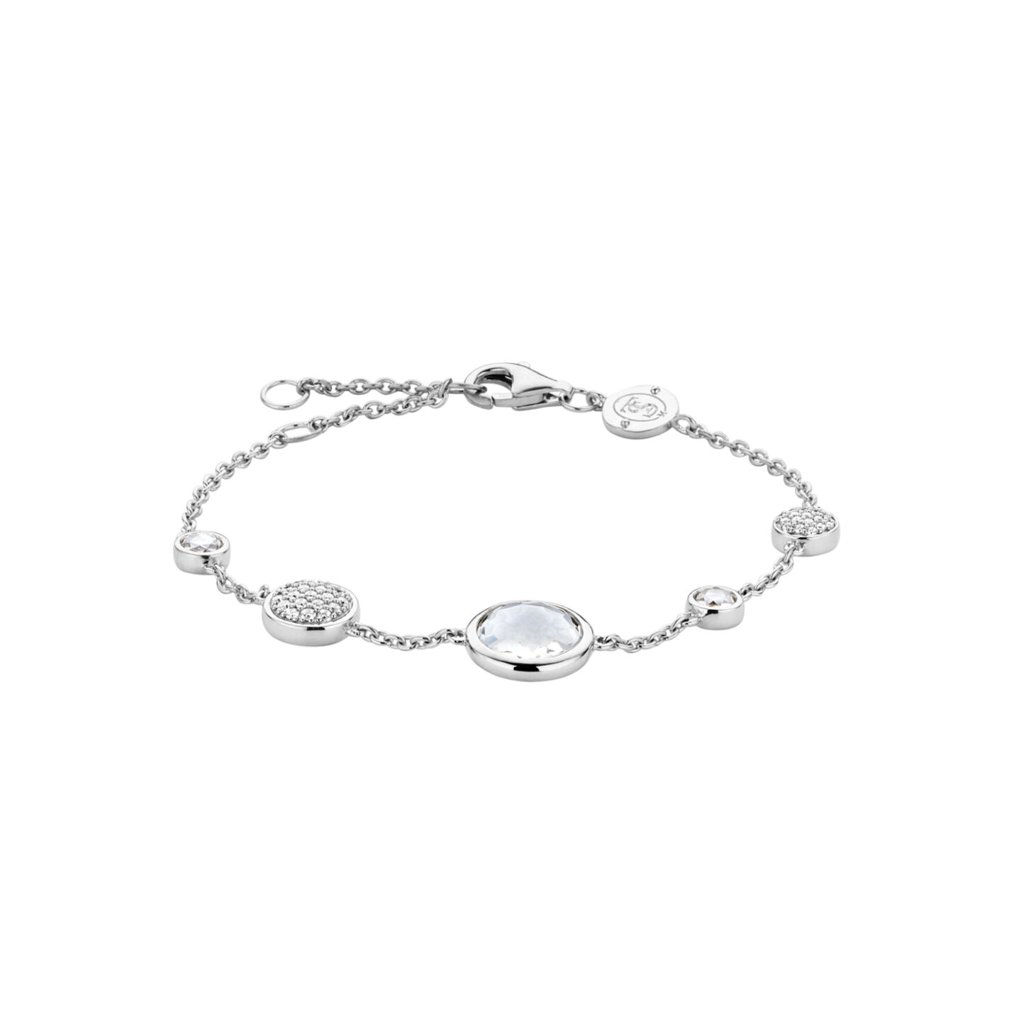 Ti Sento Silver Evening Light Bracelet 2901ZI