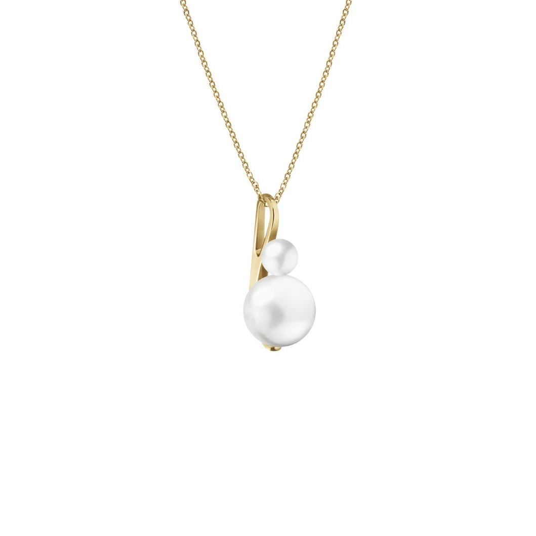 CK Jazz Pearl Necklace